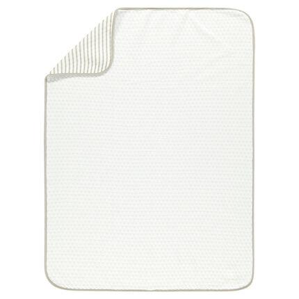 Manta de tejido de punto 80 x 110 cm