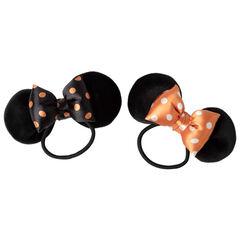 Lot de 2 élastiques à oreilles et noeud de Minnie Disney , Orchestra