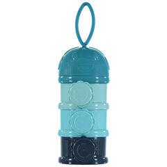 Dosificador de leche en polvo Mix'N'Match - Azul , Prémaman