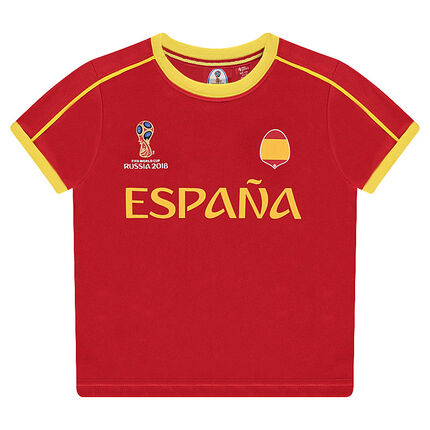 Camiseta de manga corta con estampado ESPAÑA - 2018 FIFA WORLD CUP RUSSIA™