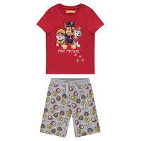 Pijama corto de punto con estampado Nickelodeon™ Patrulla canina