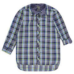 Camisa manga larga camisola