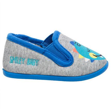 Zapatillas bajas elásticas con estampado de ©Smiley