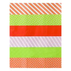 Mantel de cumpleaños de fantasía 110 x 180 cm