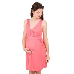 Vestido sin mangas de premamá y lactancia
