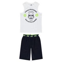 Pijama corto de punto con estampado Stormtrooper Star Wars™