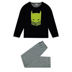 Júnior - Pijama de terciopelo bicolor estampado ©Warner Batman