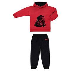 Chándal de felpa bicolor Star Wars™ con estampado de Dark Vador