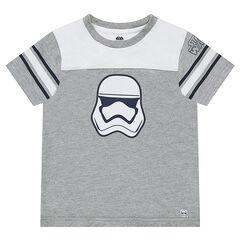 Camiseta de manga corta bicolor con estampado de Tropas de Asalto de Star Wars™