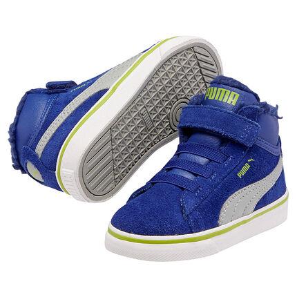 Zapatillas de deporte de caña alta con sujeción mediante elástico Puma