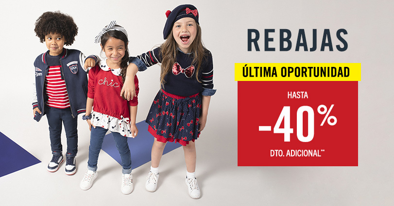 3as rebajas