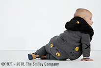 Trendy smiley baby 1-12 meses