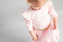 Ballet rose 6-23 meses